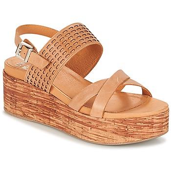 Sapatos Mulher Sandálias Un Matin d'Ete DAO Castanho