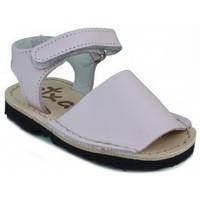 Sapatos Criança Sandálias Arantxa MENORQUINAS A S ROSA