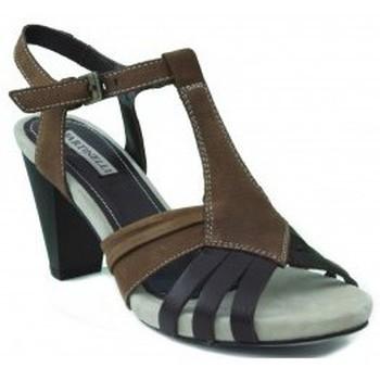Sapatos Mulher Sandálias Martinelli  MARRON