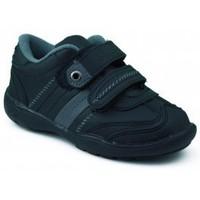 Sapatos Rapaz Sapatilhas Kelme TIEMPO LIBRE NEGRO
