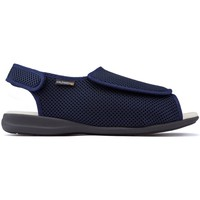 Sapatos Sandálias Calzamedi Sapatos  confortável AZUL