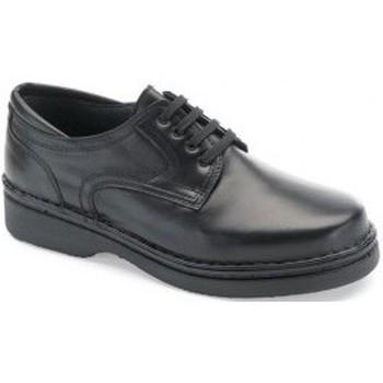 Sapatos Homem Sapatos Calzamedi ORTOPÉDICO CABALLERO CONFORTÁVEL M NEGRO
