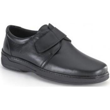 Sapatos Homem Sapatos Calzamedi SAPATO PÉ DIABÉTICO M PRETO