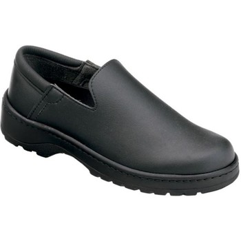 Sapatos Mocassins Calzamedi ZAPATOS SANITARIOS ZUECOS UNISEX NEGRO