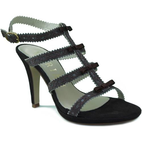 Sapatos Mulher Sandálias Marian FIESTA MARRON