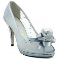 Sapatos Mulher Escarpim Marian FIESTA PLATA