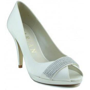 Sapatos Mulher Escarpim Marian ZAPATO DE MUJER FIESTA TACON BLANCO