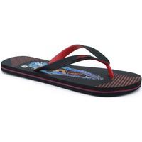 Sapatos Homem Chinelos MTNG MUSTANG CHANCLAS PLAYA NEGRO