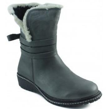 Sapatos Rapariga Botins Acebo's LEZNA KID BOY GRIS