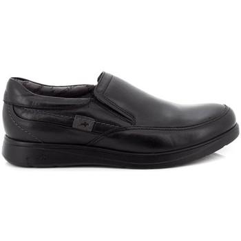 Sapatos Homem Mocassins Fluchos F0051-MASA Preto