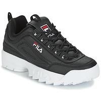 Sapatos Homem Sapatilhas Fila DISRUPTOR LOW Preto