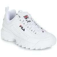 Sapatos Homem Sapatilhas Fila DISRUPTOR LOW Branco