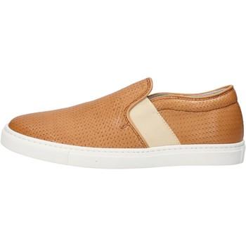 Sapatos Mulher Slip on K852 & Son Sneakers AG953 Castanho