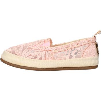Sapatos Mulher Slip on O-joo AG958 Cor de rosa