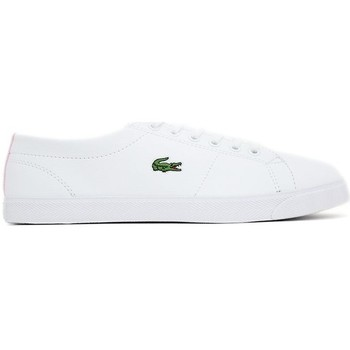 Sapatos Mulher Sapatilhas Lacoste MARCEL LCR Branco