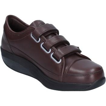 Sapatos Mulher Sapatilhas Mbt Sneakers AC143 Castanho