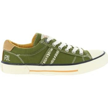 Sapatos Criança Sapatilhas Pepe jeans PBS30282 SERTHI Verde