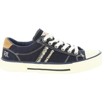 Sapatos Criança Sapatilhas Pepe jeans PBS30282 SERTHI Azul