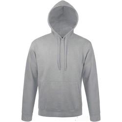 Textil Sweats Sols SNAKE UNISEX SPORT Gris
