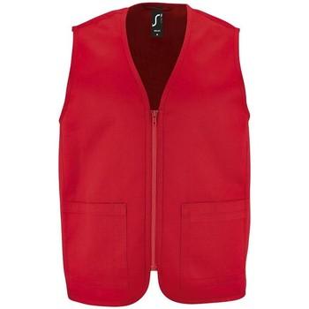 Textil Casacos  Sols WALLACE Rojo