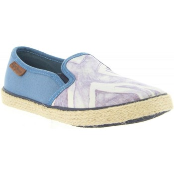 Sapatos Criança Alpargatas Pepe jeans PBS10078 FRANK Azul