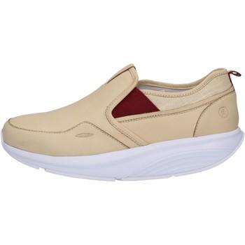 Sapatos Mulher Sapatilhas Mbt Mocassins AC442 Bege