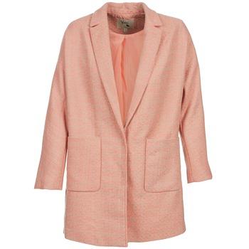 Textil Mulher Casacos Yumi AEKA Rosa