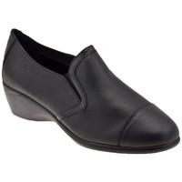 Sapatos Mulher Mocassins Stonefly  Preto