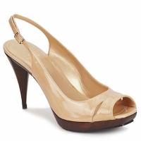 Sapatos Mulher Sandálias Stuart Weitzman ARAGON Bege