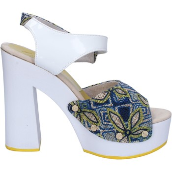 Sapatos Mulher Sandálias Suky Brand Sandálias AC487 Branco