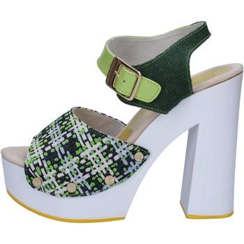 Sapatos Mulher Sandálias Suky Brand Sandálias AC489 verde