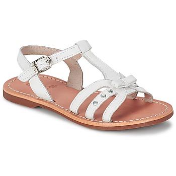 Sapatos Rapariga Sandálias Aster VALENTINA Branco
