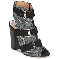 Sapatos Mulher Sandálias SuperTrash ZAHIRA Cinza