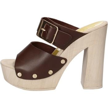 Sapatos Mulher Sandálias Suky Brand Sandálias AC765 Castanho