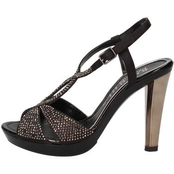 Sapatos Mulher Sandálias Phil Gatiér AC791 Preto