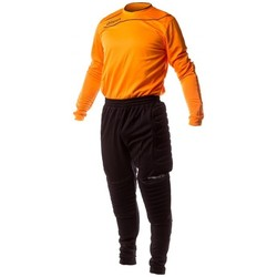 Textil Rapaz Conjunto Uhlsport Conjunto de Guarda-Redes Orange-Black