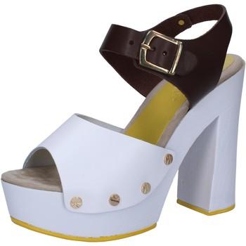 Sapatos Mulher Sandálias Suky Brand Sandálias AC809 Branco