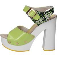 Sapatos Mulher Sandálias Suky Brand Sandálias AC811 verde
