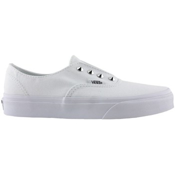 Sapatos Mulher Sapatos estilo skate Vans authentic gore studs true white women 1