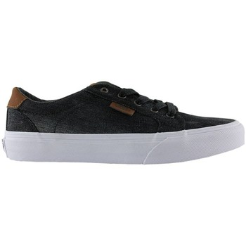 Sapatos Criança Sapatos estilo skate Vans bishop denim black kids 38