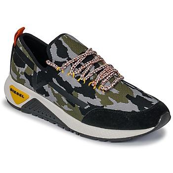 Sapatos Homem Sapatilhas Diesel S-KBY Camuflagem