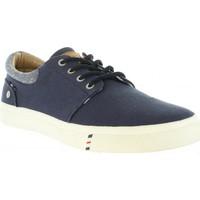 Sapatos Homem Sapatilhas Wrangler WM171004 ICAN Azul
