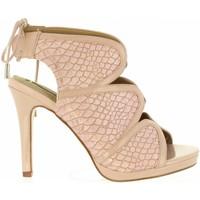 Sapatos Mulher Escarpim Maria Mare 66816 Beige
