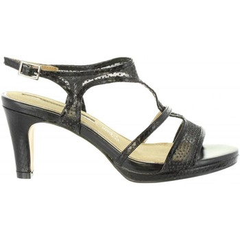Sapatos Mulher Sandálias Maria Mare 66715 Negro