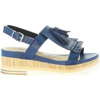 Sapatos Mulher Sandálias Maria Mare 66724 Azul