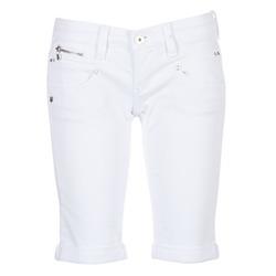 Textil Mulher Shorts / Bermudas Freeman T.Porter BELIXA Branco