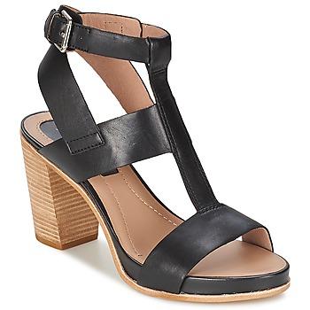 Sapatos Mulher Sandálias Marc O'Polo GOSPEI Preto