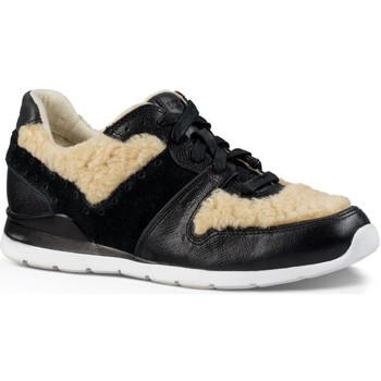 Sapatos Mulher Sapatilhas UGG Sapatilha W DEAVEN Preto