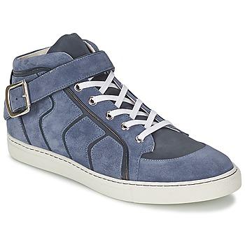 Sapatos Homem Sapatilhas de cano-alto Vivienne Westwood HIGH TRAINER Azul