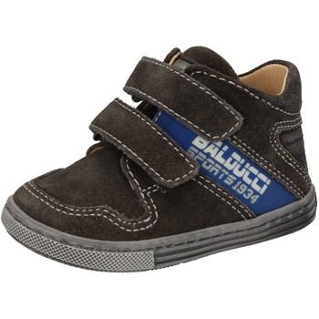 Sapatos Rapaz Sapatilhas de cano-alto Balducci AD586 Cinza